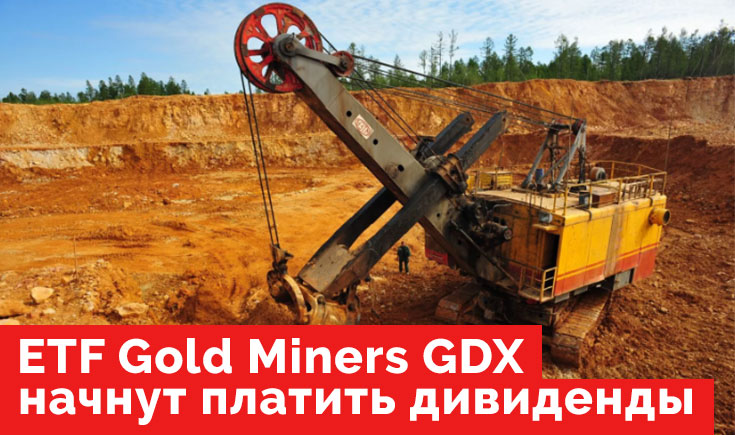 ETF Gold Miners GDX