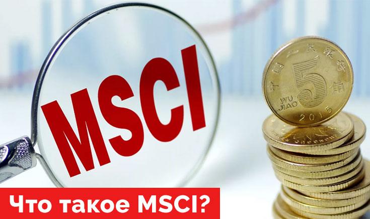 Что такое MSCI