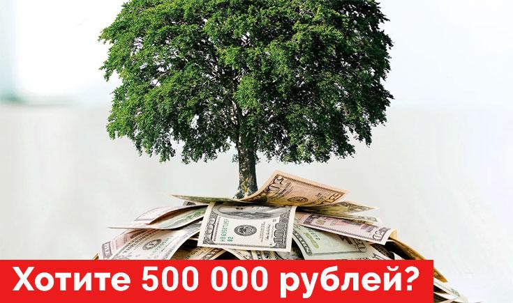 Вложите 50 000 рублей