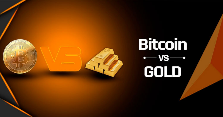 Bitcoin vs Gold